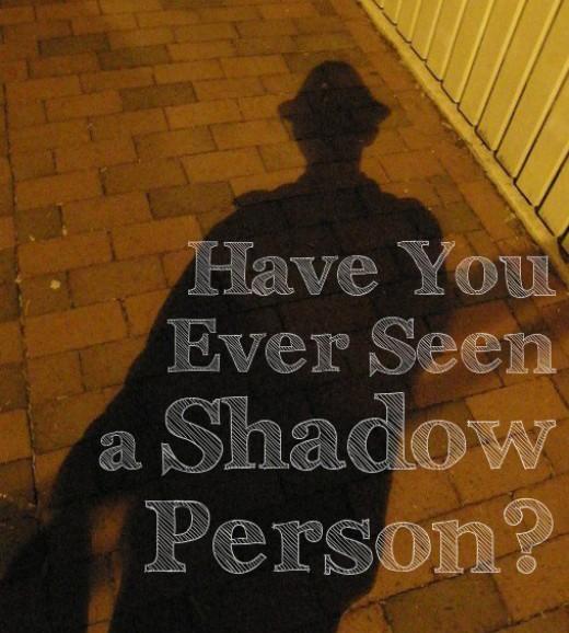 Shadow men... harmful or harmless?