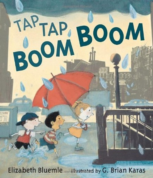 Tap Tap Boom Boom by Elizabeth Bluemle