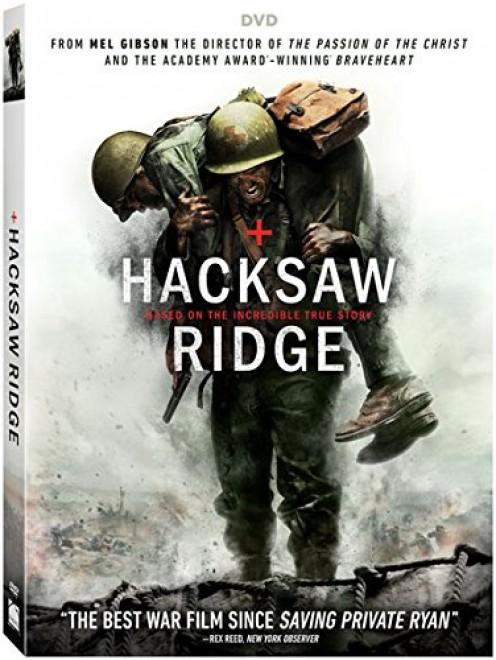 Hacksaw Ridge, a faithful film.  c/o Amazon