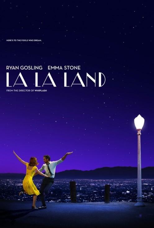 LA La Land, Best Actress Emma Stone   c/o Amazon