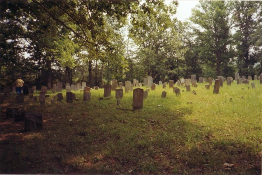 Ebenezer Church Cemetery