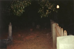 Ebenezer Church Cemetery…Home of the Hound of Goshen.