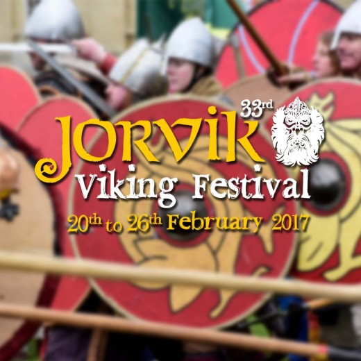 Welcome one and all, to a show of midwinter colour in Jorvik - modern-day York takes a step back in time. Before you go further here's a taste of what's to come on this page...