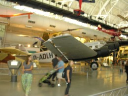 The CASA 352 at the Udvar-Hazy Center, June 2016.