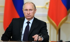 What do you think about Russian president Vladimir Putin?