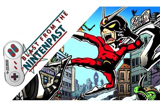Viewtiful Joe was an excellent console game