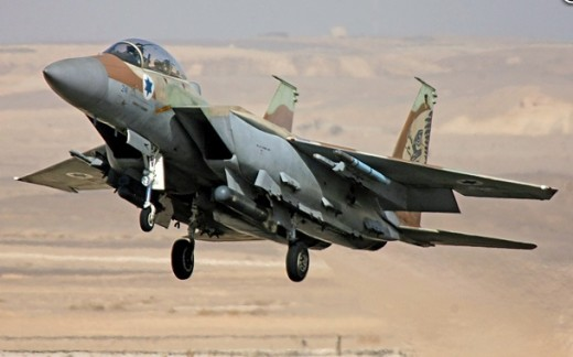 The Israeli Air Force also has a squadron of F-15 Eagles the most successful fighter plane in history it had never been shot down in combat.