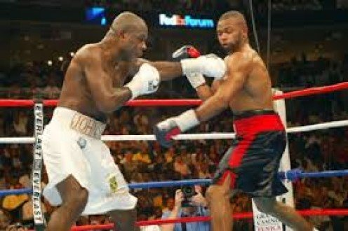 Glen Johnson won the light heavyweight title by dominating and then knocking Roy Jones Jr out cold.