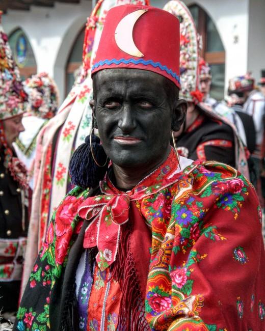 Baio Sampeyre Italy 2017 costumes