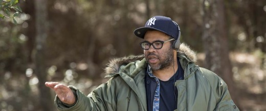 """I wanted to make a movie that made people scream at the theater Get out the fuckin house!!!""                         - Jordan Peele"