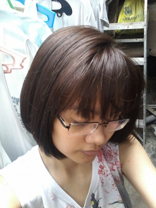 Product Review Bremod Hair Color In Rich Velvet Blond