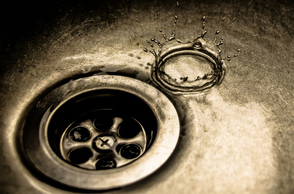 How to clear a clogged kitchen sink drain dengarden solutioingenieria Choice Image