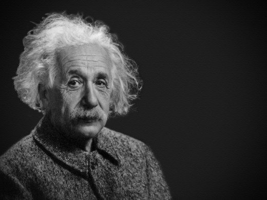 Citing a Genius a Lot Doesn't Help Us to Look Like One