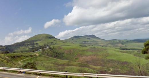 Van Reenen Pass, Kwazulu-Natal, South Africa