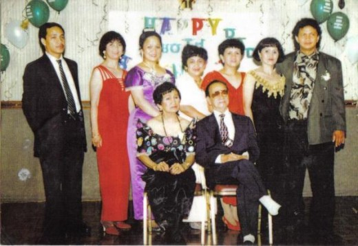 Group picture of my relatives in United States who were so good to me here in the Philippines for the past few years and i consider them as treasures.
