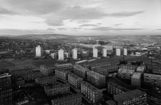 Initially in the West Riding, Sheffield emerged as a metropolitan area like Bradford, Leeds and Huddersfield, although Sheffield saw a new identity emerge as 'South Yorkshire'. Confusing?
