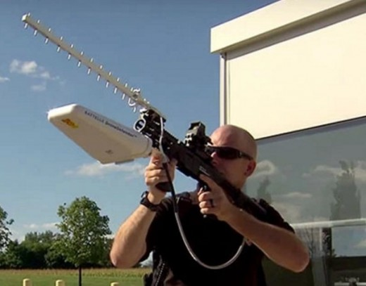 The DroneDefender