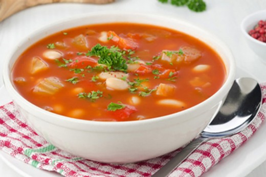 Slow cookers are ideal for preparing delicious soups and stews