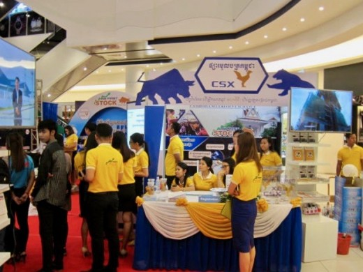 Promoting the Cambodia Stock Exchange