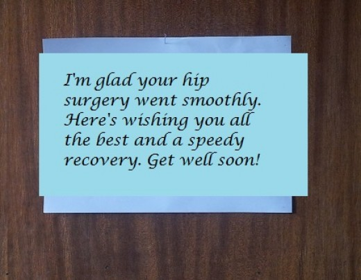 Get Well Soon Messages After Surgery | hubpages