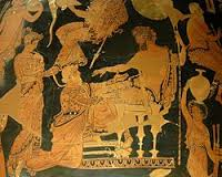 Agamemnon and Chryses