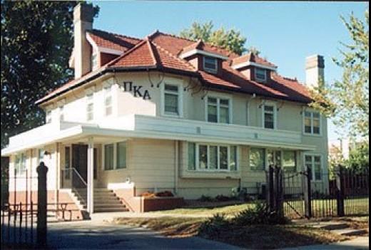 Pike Mansion Omaha, NE