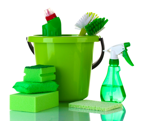 Essential Cleaning Equipment Needed for Fortnightly Cleaning