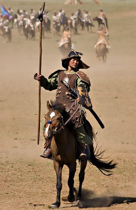 Trbal warriorsready for war