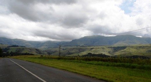 Midlands Meander, KZN, South Africa