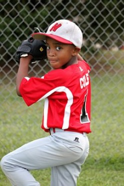 Pitching: Young Athletes