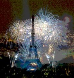 Celebrating Bastille Day