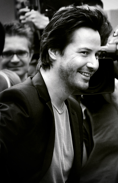 Actor, Keanu Reeves, not Kenneth Avery.