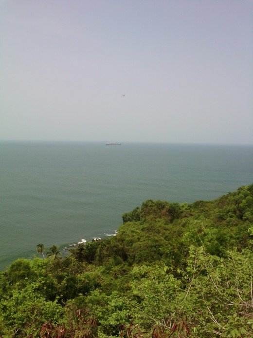 Arabian Sea