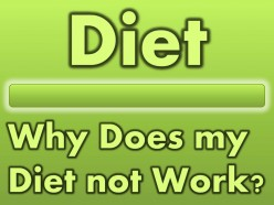 Why does my diet not work? You are not Getting the Results That you Wanted in a Timely Manner