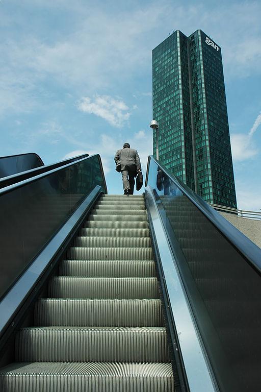Stairway to heaven, Ile-de-France, Paris.