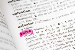 The Distinction between Worth and Value