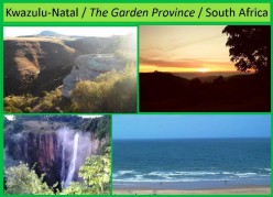 The Garden Province, KwaZulu-Natal,  South Africa – a Travelogue