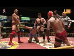 CMLL Tuesday Preview: Talkin 'bout a Revolucion