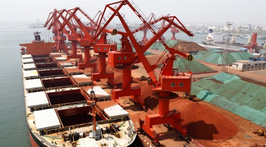 China's iron ore industry