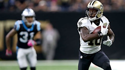 The Philadelphia Eagles Should Trade Their First Round Pick for Brandin Cooks