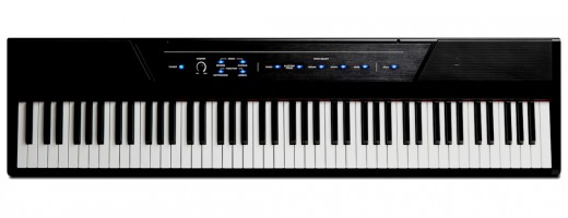 A typical modern piano keyboard has 88 pitches.