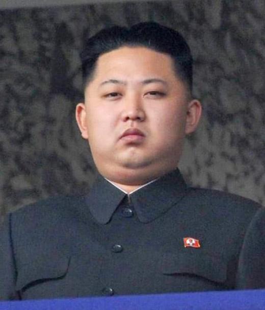 Dictator of North Korea:  Kim Jong - un