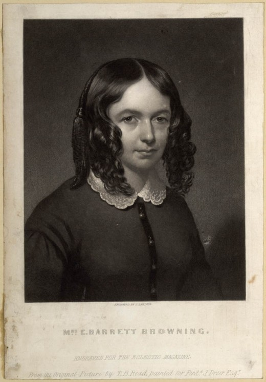 william shakespeare and elizabeth browning essay How do i love thee let me count the ways (sonnet 43) by elizabeth barrett browning william shakespeare.