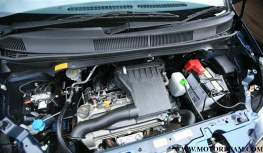 Maruti Suzuki Ritz 1147 CC engine