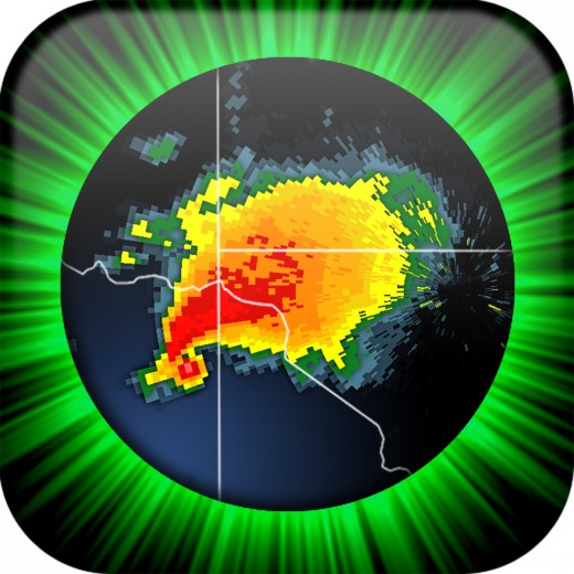 RadarScope App Logo