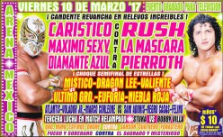 CMLL Super Viernes Preview: Everything is Awesome (Except the Main Event)