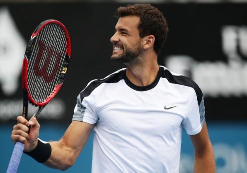 Grigor Dimitrov Bulgaria Tennis