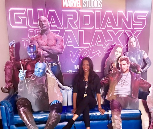 Emunah La-Paz Promo Shoot Guardians of The Galaxy.