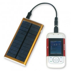 How does a Solar Power Cell phone work? Your guide to the top 5 Solar Cell phone Chargers on the market.