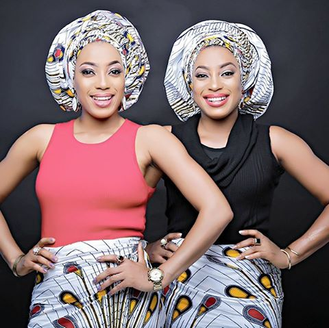 Movies love stories about twins.  Tracy and Treasure are producers in Nollywood, Nigeria.
